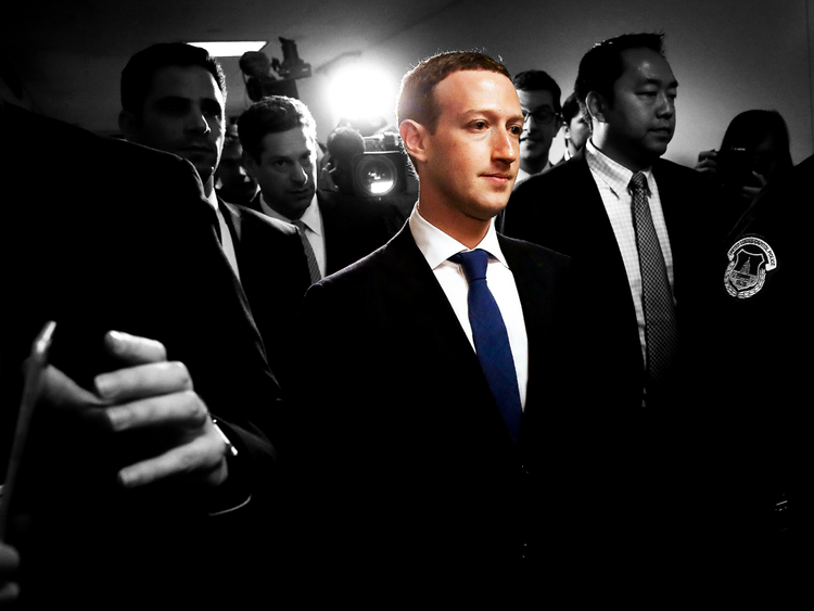 | @: Business Insider | Inside Facebook's physical security that protects Zuckerberg,employees